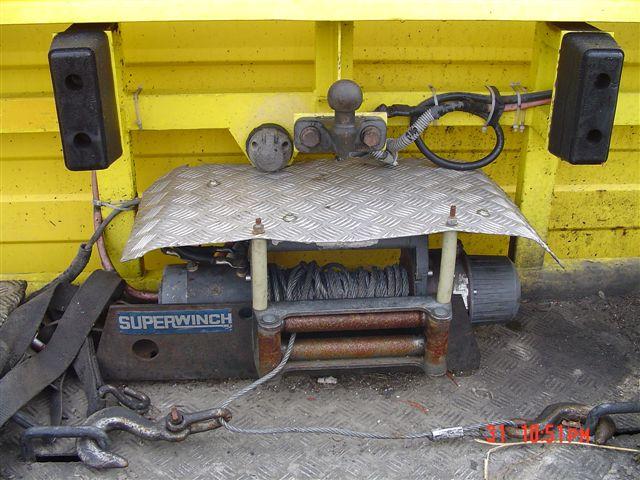 MB Sprinter 412 odtahový speciál